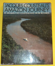 Jacques Cousteau's Amazon Journey 1984 Great Photographs! Nice SEE!
