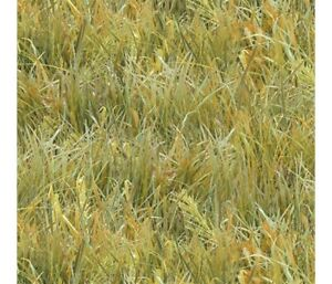 Elizabeth Studios Landscape Lt Green grass100% cotton Fabric Patchwork Quilting