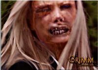 2012 BREYGENT NEW YORK COMIC CON GRIMM FOIL PROMO CARD