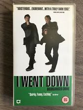 I went Down - Kevin MacDonald, Brendon Geeson and Tony Doyle VHS