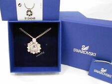 Swarovski Carly Pendant, Necklace pastel colors Crystal Authentic MIB 5124048