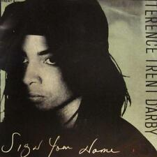 """Terence Trent D'Arby(7"""" Vinyl)Sign Your Name-CBS-TRENT 4-UK-VG+/VG+"""
