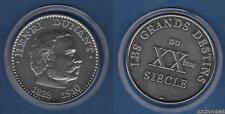 Médaille - Henri Dunant 1828 - 1910 - Les Grands Destins de XXème Siècle