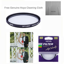 Hoya 67mm Diffuser Soft Focus Effect Glass Filter. U.S. Authorized Dealer
