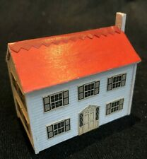 A Dolls Miniature Doll House 6.5 cm Wooden Dolls House Miniature Nursery Y214