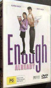 Enough Already - DVD - PAL - Free Post