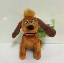 18cm Dr Seuss Grinch Dog Plush Toy Soft Christmas Gift