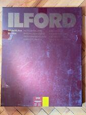 ILFORD MGFB Multigrade Fiber Base Warmtone Photographic Paper 16x20 in