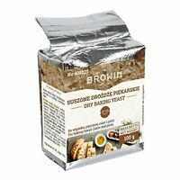 Dried Baking Yeast 100g - Bread Pastries Cakes Active Dried Yeast 100g P&P UK