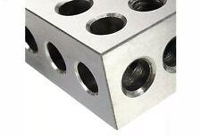 2pc 25x50x75mm Hardened Steel Blocks (Not 1 2 3) Parallel Clamping Block