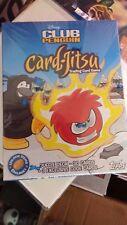Disney Club Penguin Carte Jitsu-puffle Deck-Neuf