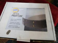 NEW High Quality NAPA Ultra Premium UP 242 R Riveted Brake Shoes - FREE SHIPPING