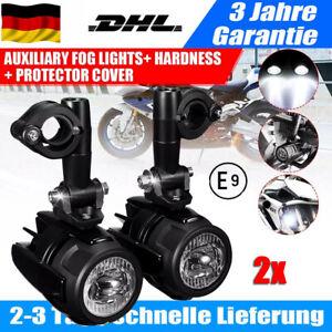 LED Nebelscheinwerfer Motorrad Scheinwerfer E-geprüftes für BMW R1200GS F800GS