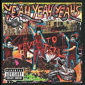 YEAH YEAH YEAHS-FEVER TO TELL VINYL LP NEW