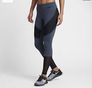 Women's Nike Legendary TightFit Leggings Running Training Gym Size Extra Small