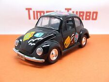 VW VOLKSWAGEN CLASSIC BEETLE IN BLACK DICE SMART 130 MM LONG