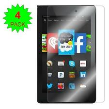 4X Clear Screen Protector Film Cover Guard for Amazon Kindle Fire HD 6 2014 +KIT