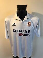 Maillot Foot Ancien Real Madrid Numero 11 Ronaldo Taille XL