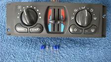(6) bulbs impala monte carlo manual temperature control display light mini