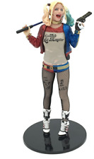Harley Quinn Action Figure Model PVC Suicide Squad Doll Model Toy 18cm New