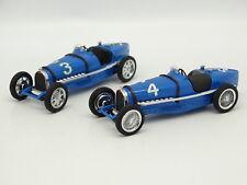 Brumm SB 1/43 - Lote de 2 Bugatti B