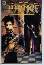 Prince Three Chains of Gold #1 NM+ 1994  F3H14 Amricons