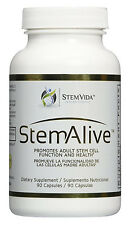 STEM ALIVE - NATURAL SUPPLEMENT for the PROLIFERATION and RELEASE OF STEM CELLS