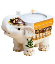 NEW Good Luck Elephant Candle Holders