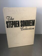 Stephen Sondheim Collection (DVD, 2003) 6 DVD Set Passion Into The Woods Etc.
