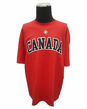 Majestic Men's Lawrie #13 Canada Baseball WBC T-Shirt, Size 2XL