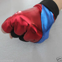 Harley Quinn Glove Biker Inspired Suicide Squad Cosplay Costume Cosplay prop 1pc