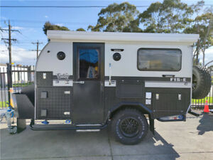 2020 Fantasy Caravan 11FT Off Road Pop Top Ensuite 2 Berth Slide out