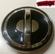 New design Deadpool Belt Buckle Full metal HQ NEW cosplay comiccon US Seller