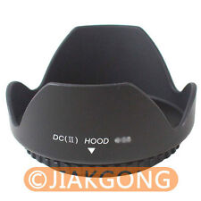 72mm 72 mm Lens Hood (Screw Mount)  Petal Crown Flower Shape