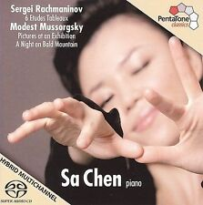 Rachmaninov: 6 Etudes Tableaux; Mussorgsky: Pictures at an Exhibition; A...