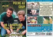 Pêche au coup de la friture : Etang, Canal, Rivière avec Philippe Veyres et Eric