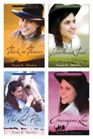 NEW Circle C Milestones Set of 4 Books Susan K Marlow Series Andrea Carter
