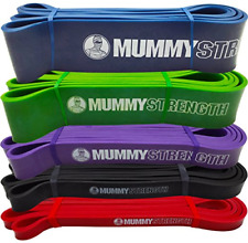 Bands Resistance Band MummyStrength Pull up Assist Mobility