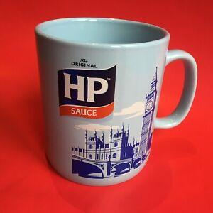 Jumbo HP Sauce Ceramic Mug - Breakfast Tea Coffee Break Official Cup 1 Pint Huge