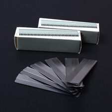 10 Platinum Coated Edge Cut Nail Art Fimo Polymer Clay Canes Blade Cutter