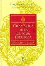 Gramatica de la Lengua Espanola-ExLibrary