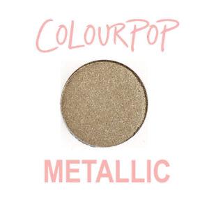 ColourPop Pressed Powder Eye Shadow Pan - BASHFUL - soft icy green
