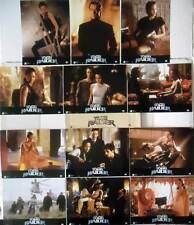 TOMB RAIDER - LARA CROFT Jolie,Voight,Glen,Craig - JEU DE 12 PHOTOS/12 FRENCH LC