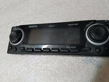 New listing Sanyo Ecd-H1340 Receiver - Faceplate Only -Very little wear- free shipping