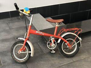 altes Kinderfahrrad BLITZ DDR old vintage Fahrrad Kinder Rad Spielzeug Top