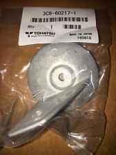 Genuine Tohatsu 40HP 50HP 2-Stroke Outboard Trim Tab Anode 3C8-60217-1