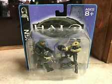 .2003 Joyride Halo Mini Series 1 CAMPAIGN BATTLE PACK 2 Pack Figure Set MOC #4