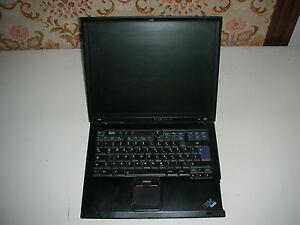 IBM THINKPAD R52 Type 1861
