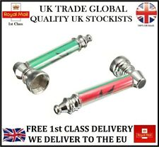 METAL CLASSIC SMOKE TOBACCO PIPE SMOKING WEED/ BIRTHDAY GIFT IDEA FOR HIM