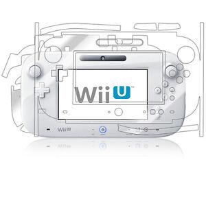 Skinomi TechSkin Nintendo Wii U GamePad Skin Protector